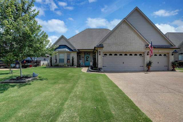 310 Whispering Meadows Dr, Oakland, TN 38060 (#10102170) :: The Wallace Group at Keller Williams