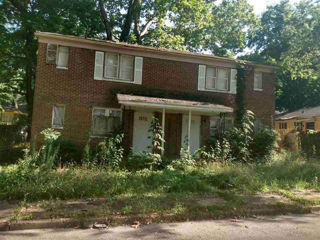 1373 Richmond St, Memphis, TN 38106 (MLS #10102207) :: Gowen Property Group | Keller Williams Realty