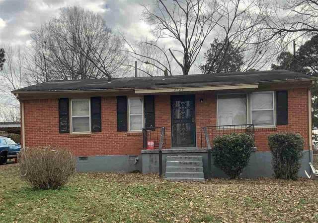 2127 Pamela Ave, Memphis, TN 38127 (MLS #10102220) :: Gowen Property Group | Keller Williams Realty