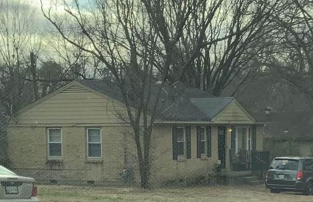 2153 Gayle Ave, Memphis, TN 38127 (MLS #10102222) :: Gowen Property Group | Keller Williams Realty