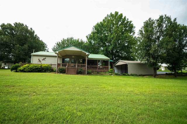 690 Old Rd, Counce, TN 38326 (#10102276) :: J Hunter Realty