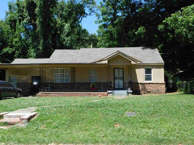 2555 Henderson St, Memphis, TN 38127 (MLS #10102310) :: Gowen Property Group   Keller Williams Realty
