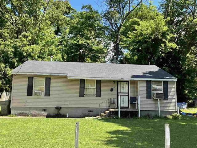 736 St Paul Ave, Memphis, TN 38126 (#10102343) :: The Wallace Group - RE/MAX On Point