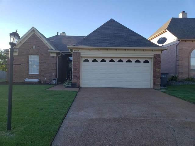 10004 Woodland Grove Dr, Lakeland, TN 38002 (MLS #10102396) :: Gowen Property Group | Keller Williams Realty