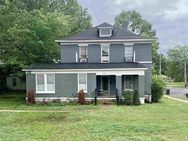 1123 N Parkway Ave, Memphis, TN 38105 (#10102429) :: Faye Jones | eXp Realty