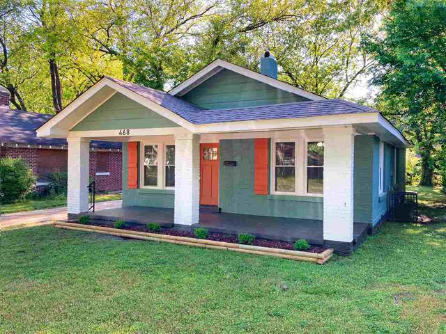 468 Josephine St, Memphis, TN 38111 (MLS #10102436) :: Gowen Property Group | Keller Williams Realty
