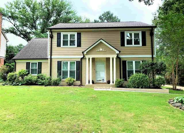 6955 Bent Creek Dr, Germantown, TN 38138 (MLS #10102480) :: Gowen Property Group | Keller Williams Realty