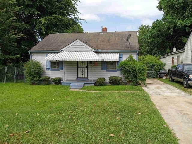 1387 Oaklawn St, Memphis, TN 38114 (#10102518) :: All Stars Realty