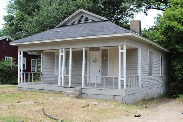 1243 Cannon St, Memphis, TN 38106 (#10102601) :: The Melissa Thompson Team