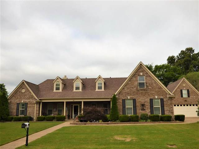 25 Eagle Valley Dr, Oakland, TN 38060 (#10102622) :: All Stars Realty