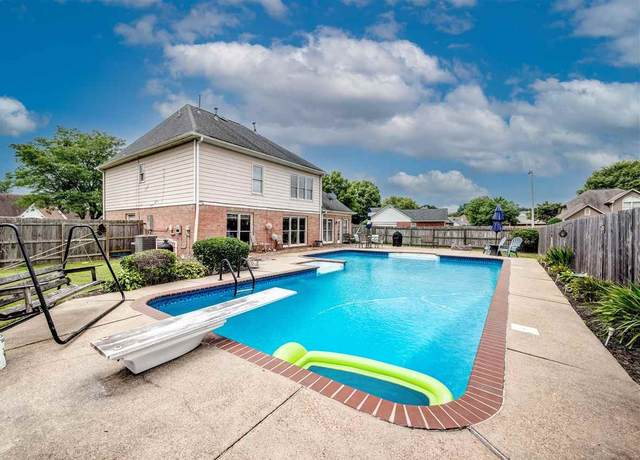 401 Grand Steeple Dr, Collierville, TN 38017 (#10102665) :: J Hunter Realty