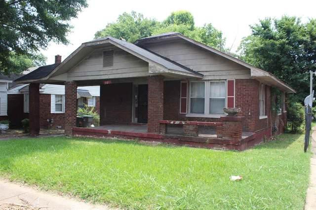 725 E Mallory Ave, Memphis, TN 38106 (#10102821) :: The Home Gurus, Keller Williams Realty