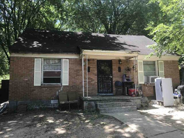 3573 Vernon Ave, Memphis, TN 38122 (MLS #10102846) :: Gowen Property Group | Keller Williams Realty