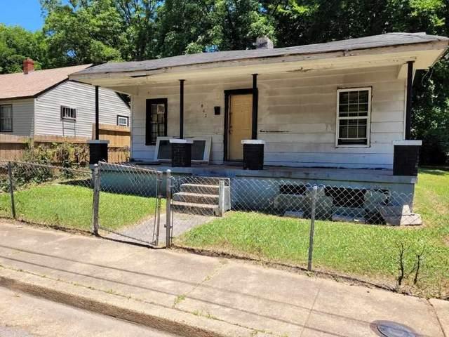 842 Hilton St, Memphis, TN 38114 (#10102853) :: J Hunter Realty