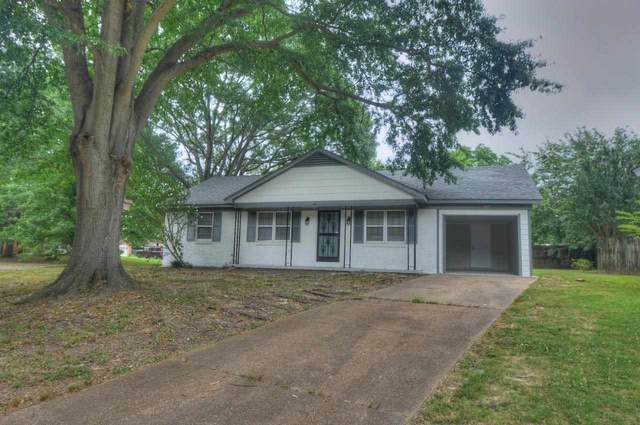 2197 Cedarwood Cv, Southaven, MS 38671 (#10102930) :: The Wallace Group at Keller Williams