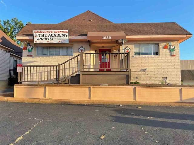 1639 Madison Ave, Memphis, TN 38104 (MLS #10102951) :: Gowen Property Group | Keller Williams Realty