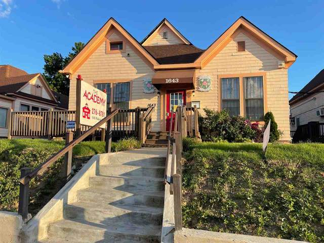 1643 Madison Ave, Memphis, TN 38104 (MLS #10102952) :: Gowen Property Group | Keller Williams Realty