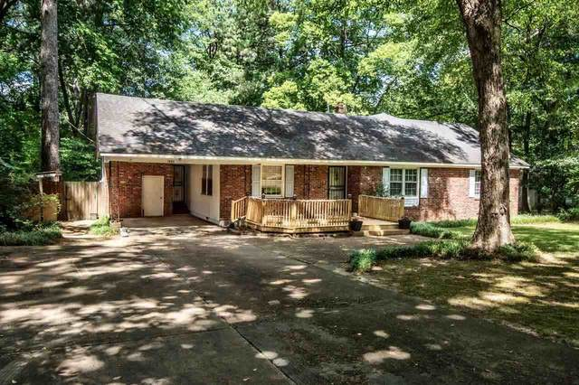 1205 E Crestwood Dr, Memphis, TN 38119 (#10102974) :: All Stars Realty