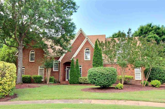 2166 Dogwood Pass Cv, Collierville, TN 38139 (#10102984) :: The Wallace Group - RE/MAX On Point