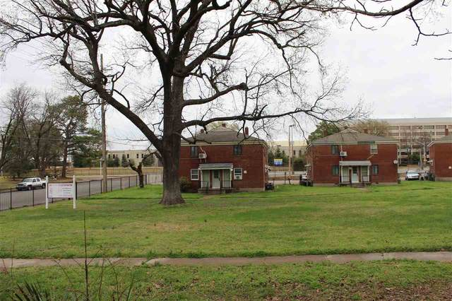 1024 Tillman St, Memphis, TN 38112 (#10103068) :: J Hunter Realty