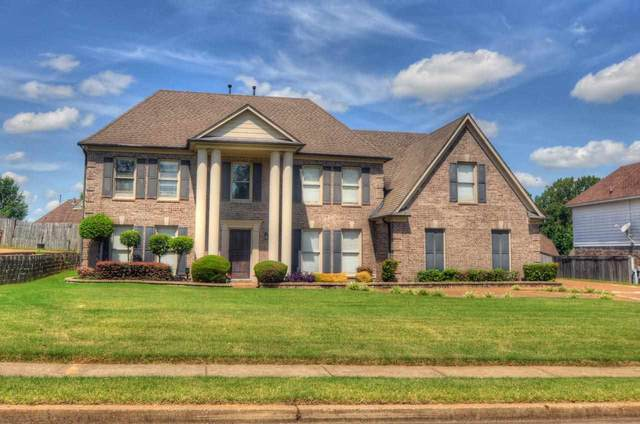 1423 Stable Run Dr, Unincorporated, TN 38016 (#10103088) :: All Stars Realty