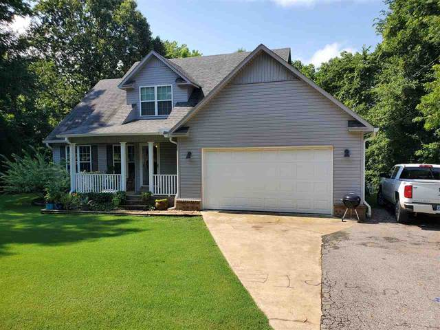 111 Chisholm Lake Rd, Ripley, TN 38063 (#10103120) :: The Wallace Group - RE/MAX On Point