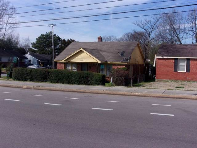 2029 Perry Ave, Memphis, TN 38106 (#10103133) :: The Wallace Group at Keller Williams
