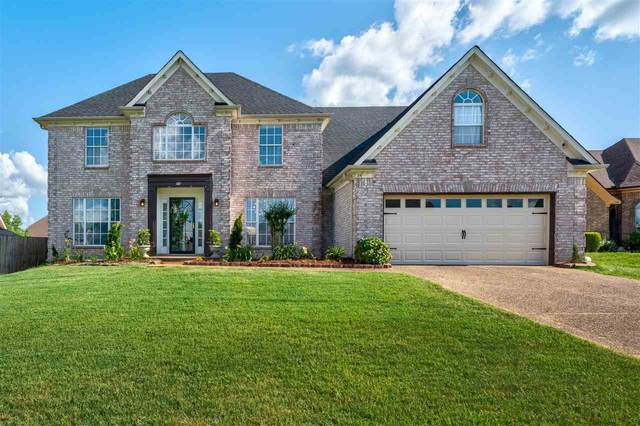 25 Whispering Ridge Cv, Oakland, TN 38060 (#10103239) :: The Wallace Group - RE/MAX On Point