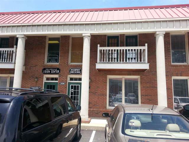 358 New Byhalia Rd 2B, Collierville, TN 38138 (#10103288) :: All Stars Realty
