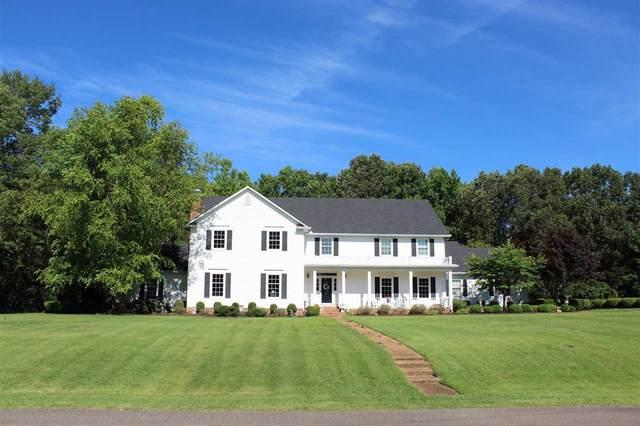 45 Sequoia Pl, Savannah, TN 38372 (MLS #10103319) :: Gowen Property Group | Keller Williams Realty
