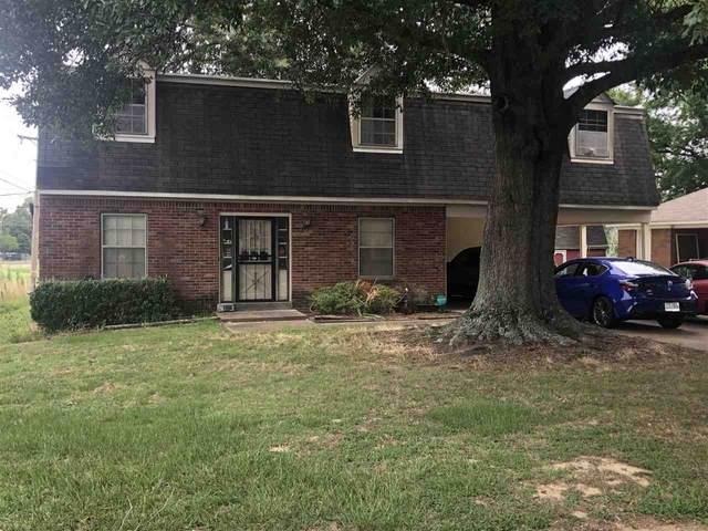 4908 Fairbrook Ave, Memphis, TN 38118 (#10103491) :: J Hunter Realty