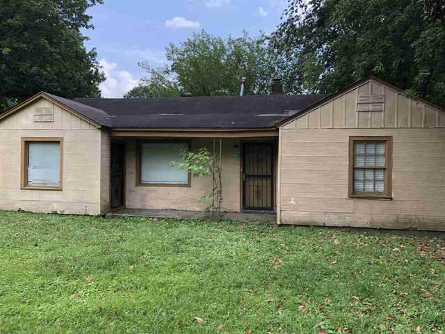4149 Chelsea Ext, Memphis, TN 38108 (#10103695) :: The Wallace Group at Keller Williams