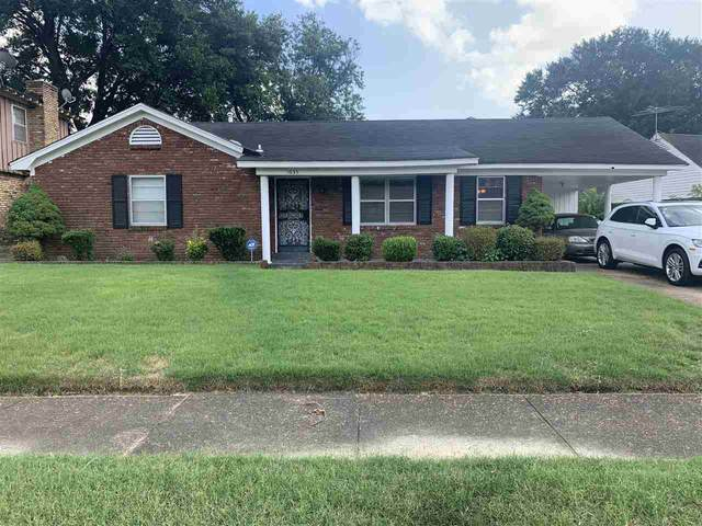 1635 Westlawn Dr, Memphis, TN 38114 (#10103778) :: The Wallace Group - RE/MAX On Point