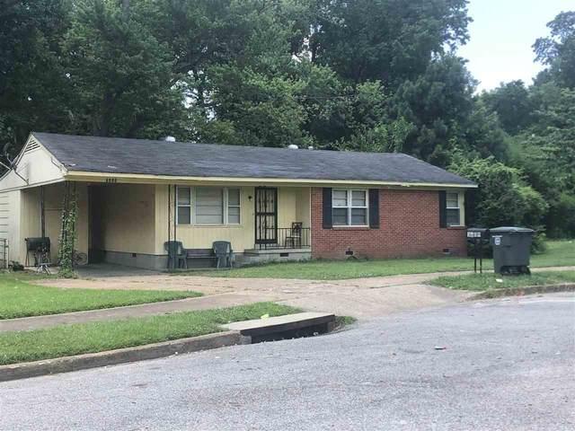 3609 Bigelow St, Memphis, TN 38127 (MLS #10103857) :: The Justin Lance Team of Keller Williams Realty