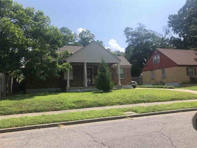 3132 Lamphier Ave, Memphis, TN 38112 (#10103858) :: The Wallace Group at Keller Williams