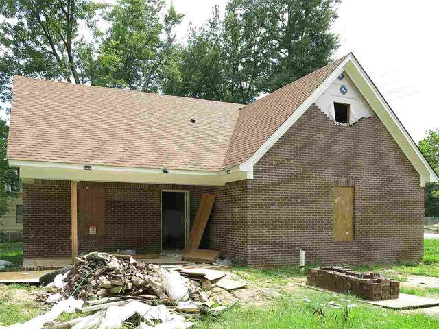 1805 Pinedale Ave, Memphis, TN 38127 (#10103910) :: The Wallace Group at Keller Williams