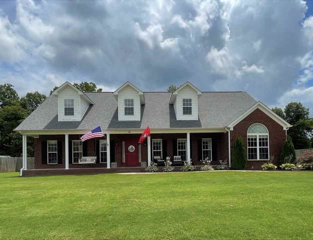 75 Taylor St, Munford, TN 38058 (MLS #10103915) :: Gowen Property Group | Keller Williams Realty