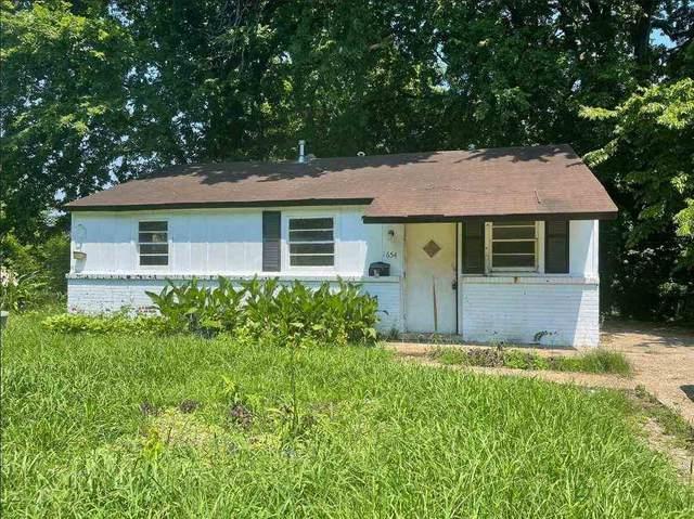 1654 Ely St, Memphis, TN 38106 (#10103985) :: The Home Gurus, Keller Williams Realty