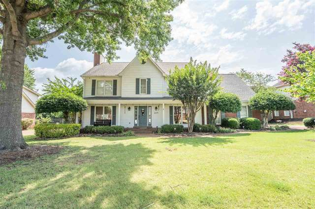1154 Winrose Dr, Collierville, TN 38017 (#10103998) :: Area C. Mays | KAIZEN Realty