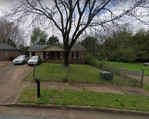 4613 Sumners Wells Rd, Memphis, TN 38118 (#10104062) :: The Melissa Thompson Team