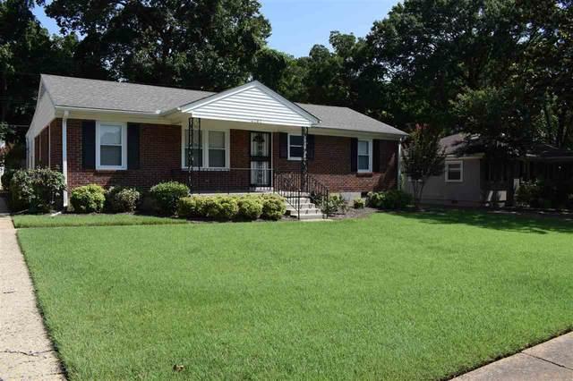 4262 Hilldale Dr, Memphis, TN 38117 (MLS #10104084) :: Gowen Property Group | Keller Williams Realty