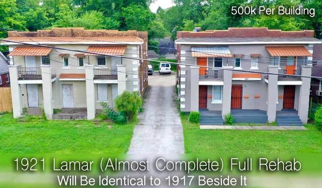 1921 Lamar Ave, Memphis, TN 38114 (#10104150) :: The Home Gurus, Keller Williams Realty