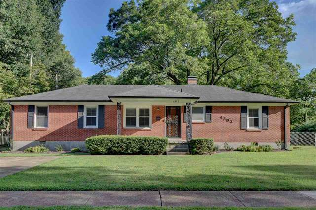 4293 Hilldale Ave, Memphis, TN 38117 (#10104183) :: J Hunter Realty