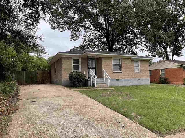 2184 Cassie Ave, Memphis, TN 38127 (MLS #10104192) :: Gowen Property Group | Keller Williams Realty