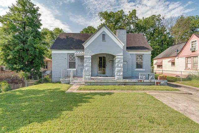 1691 Glenview Dr, Memphis, TN 38106 (#10104252) :: Faye Jones   eXp Realty