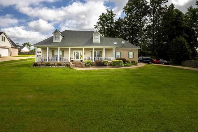 664 Trebing Pky, Atoka, TN 38004 (MLS #10104262) :: Gowen Property Group | Keller Williams Realty