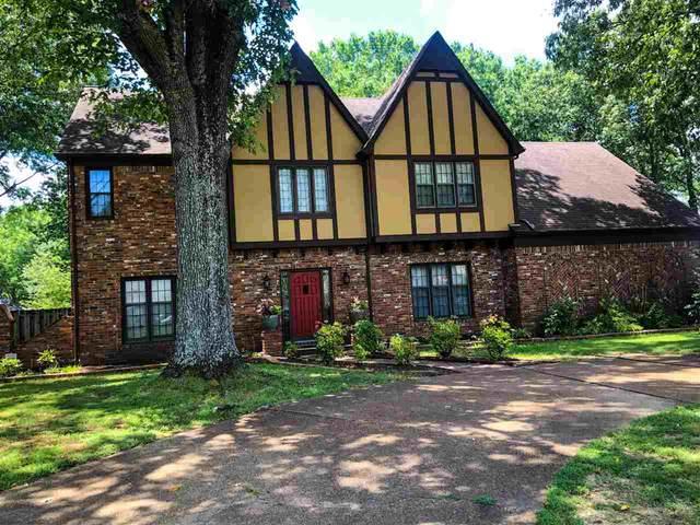 2095 Johnson Rd, Germantown, TN 38139 (MLS #10104275) :: Gowen Property Group | Keller Williams Realty