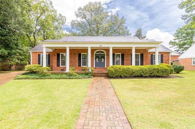 850 Reddoch St, Memphis, TN 38120 (MLS #10104299) :: Gowen Property Group | Keller Williams Realty