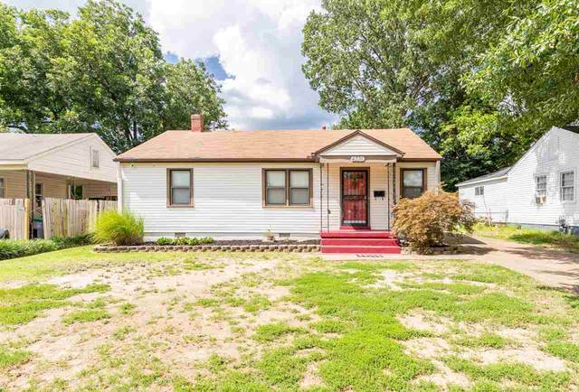 4336 Given Ave, Memphis, TN 38122 (#10104309) :: The Wallace Group - RE/MAX On Point