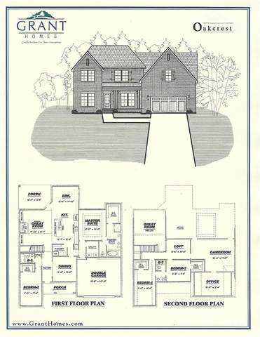 525 Dogwood Valley Dr, Collierville, TN 38017 (MLS #10104320) :: Your New Home Key
